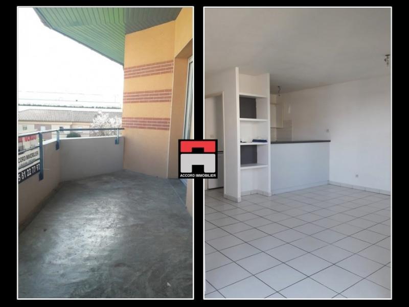 Revenda apartamento Toulouse 109000€ - Fotografia 1