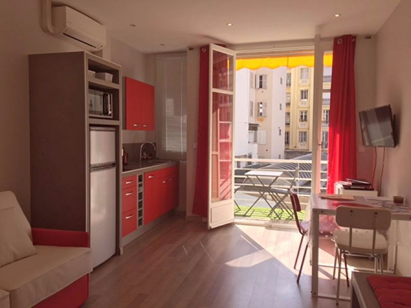 Sale apartment Nice 189000€ - Picture 1