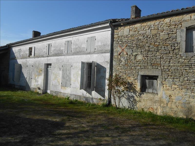 Sale house / villa Matha 65000€ - Picture 2