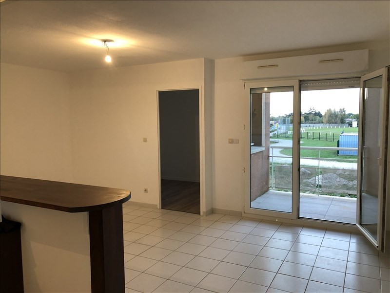 Rental apartment Castelginest 550€ CC - Picture 2