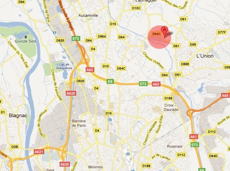Location Local d'activités / Entrepôt L'Union 0