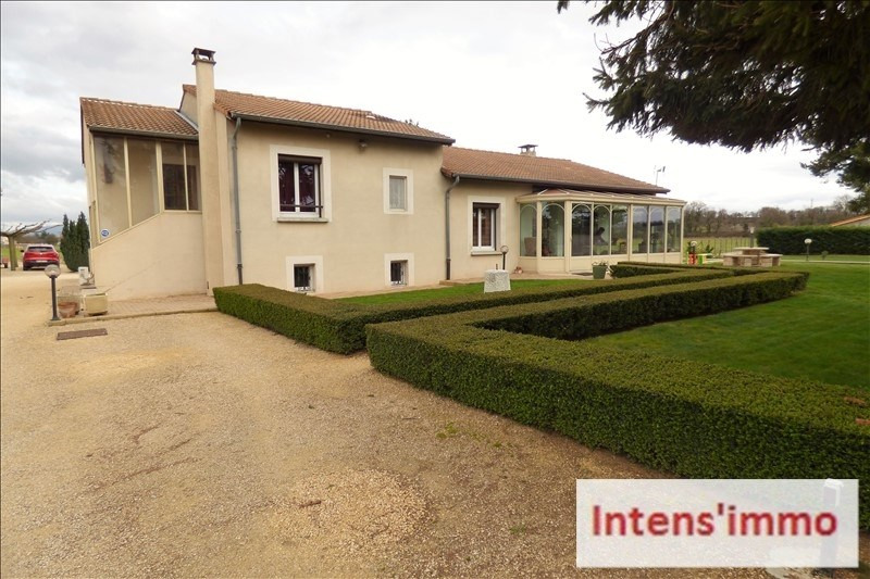 Investment property house / villa Chateauneuf sur isere 384000€ - Picture 2
