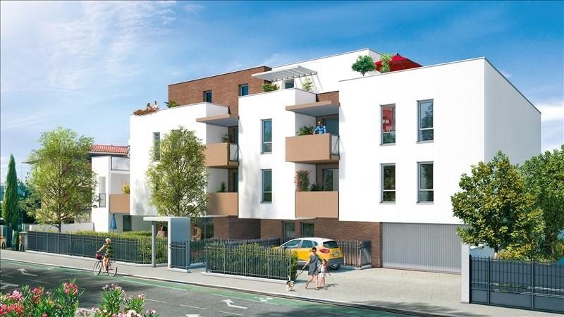 Vente appartement Toulouse 196000€ - Photo 1