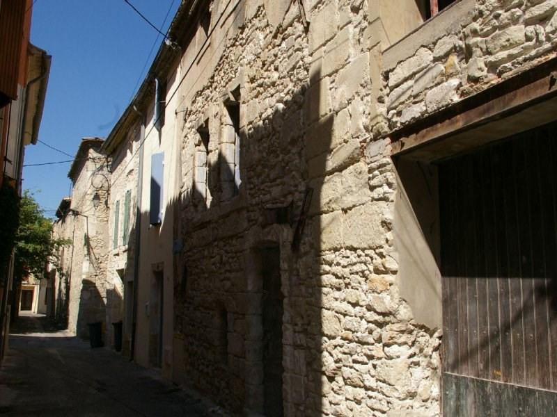 Vente maison / villa Aramon 67000€ - Photo 1
