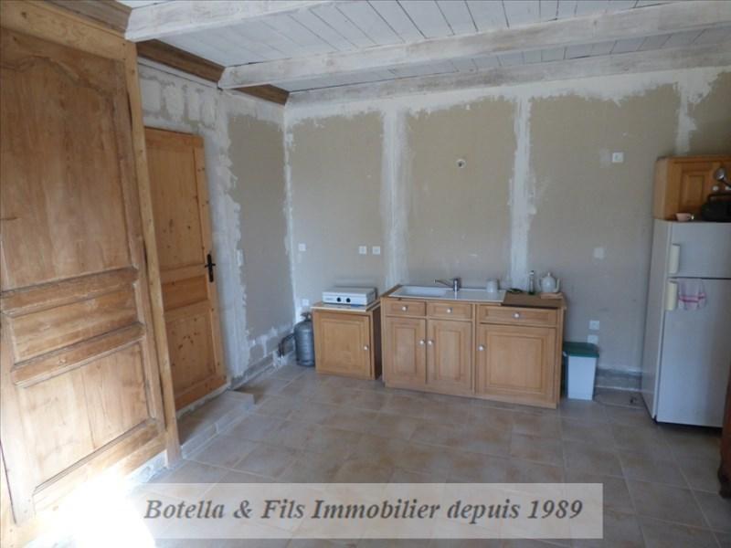 Venta  casa Barjac 155000€ - Fotografía 6