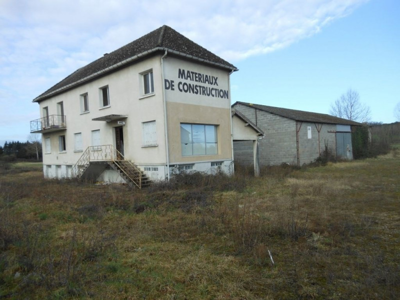 Vente Local commercial Saint-Victor 0