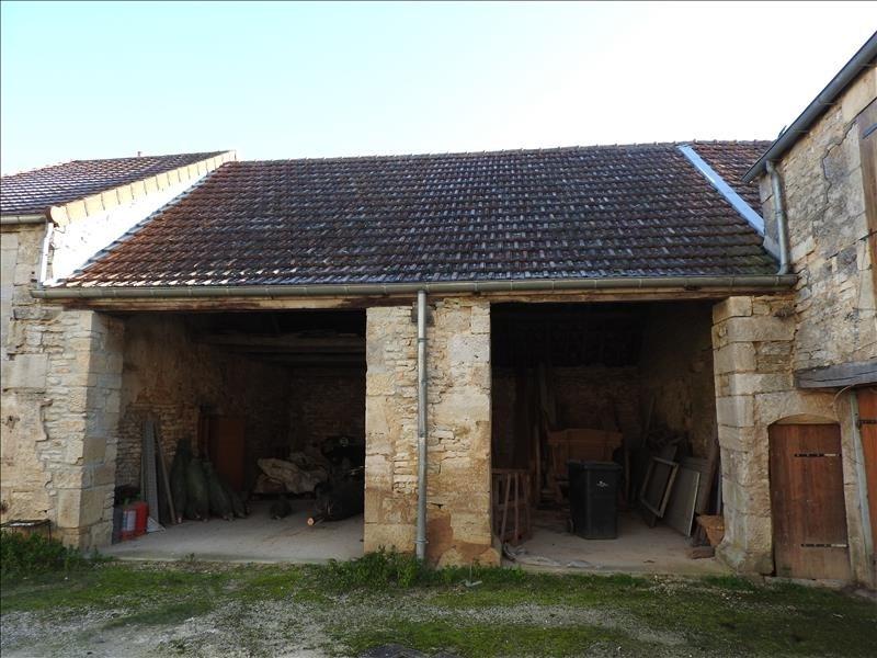 Vente maison / villa Axe chatillon - montbard 39500€ - Photo 10