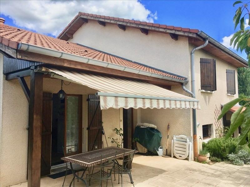 Vente maison / villa L'isle d'abeau 289000€ - Photo 1