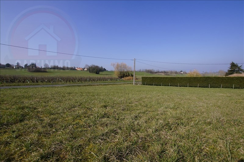 Sale site Flaugeac 25500€ - Picture 1