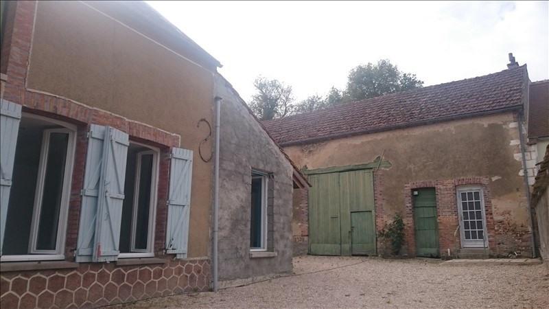 Vente maison / villa Proche sens 99000€ - Photo 1