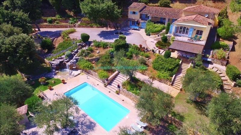 Vente de prestige maison / villa Le tignet 1090000€ - Photo 2