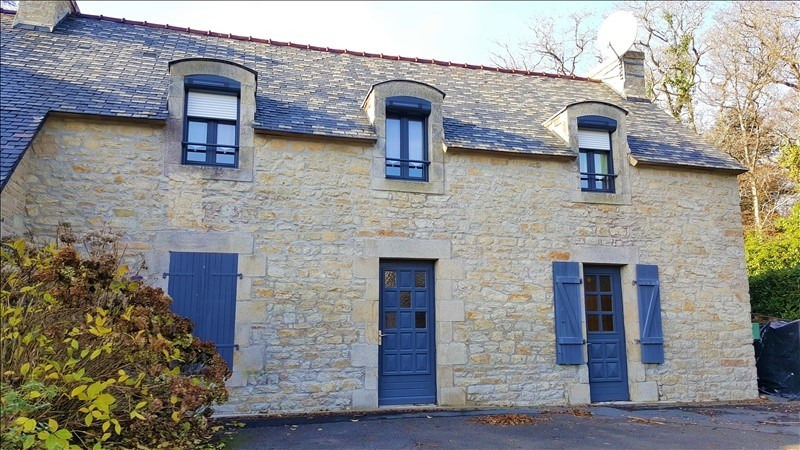 Deluxe sale house / villa Clohars fouesnant 575000€ - Picture 2