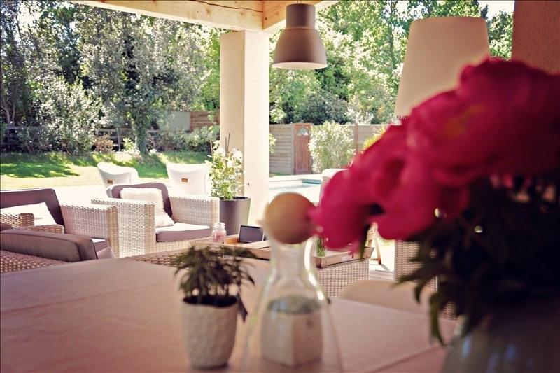 Vente de prestige maison / villa Carpentras 660000€ - Photo 17
