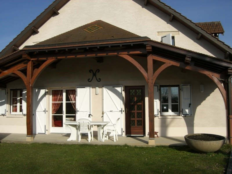 Vente maison / villa Aiserey 366600€ - Photo 9