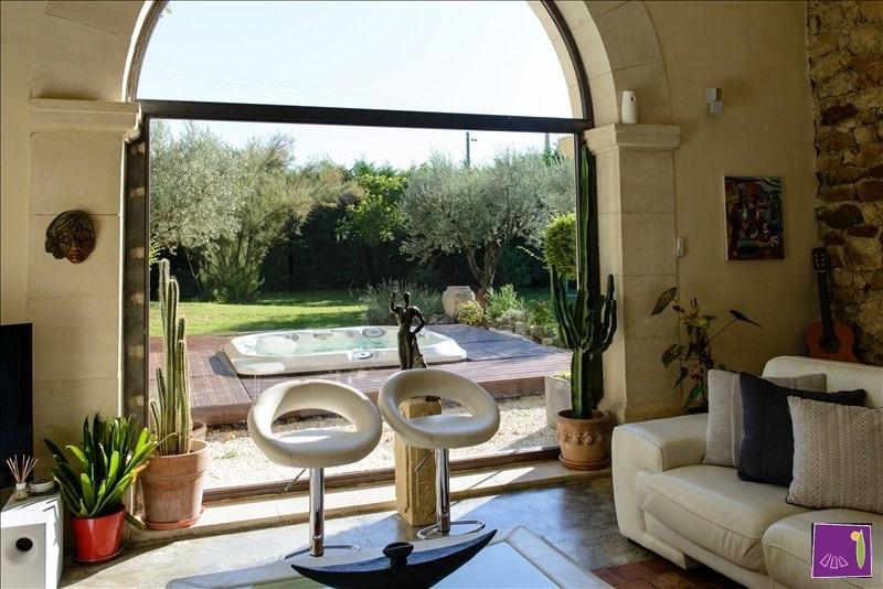 Vente de prestige maison / villa Uzes 997000€ - Photo 4