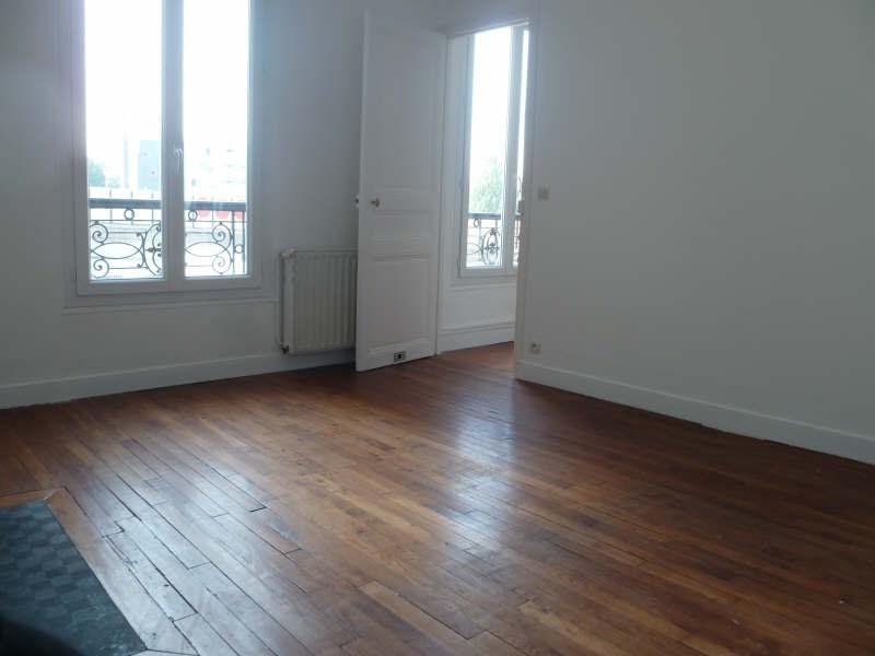 Rental apartment Clichy 1150€ CC - Picture 2