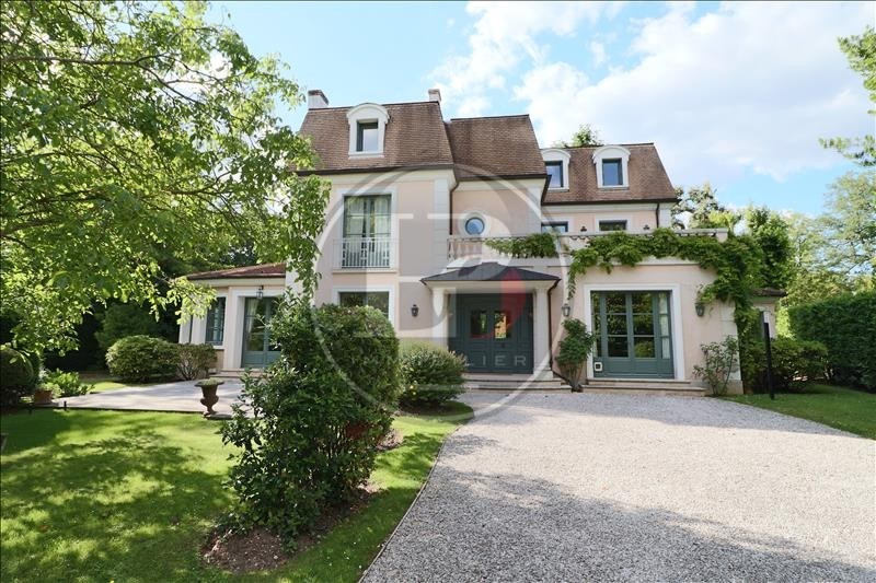 Deluxe sale house / villa Le vesinet 3 190 000€ - Picture 1
