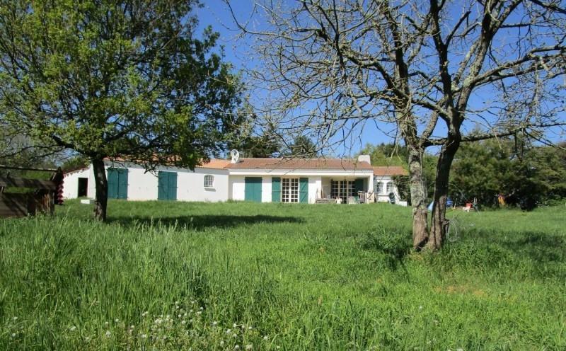 Vente maison / villa Château-d'olonne 394900€ - Photo 1