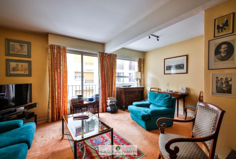 Sale apartment Paris 17ème 535000€ - Picture 1