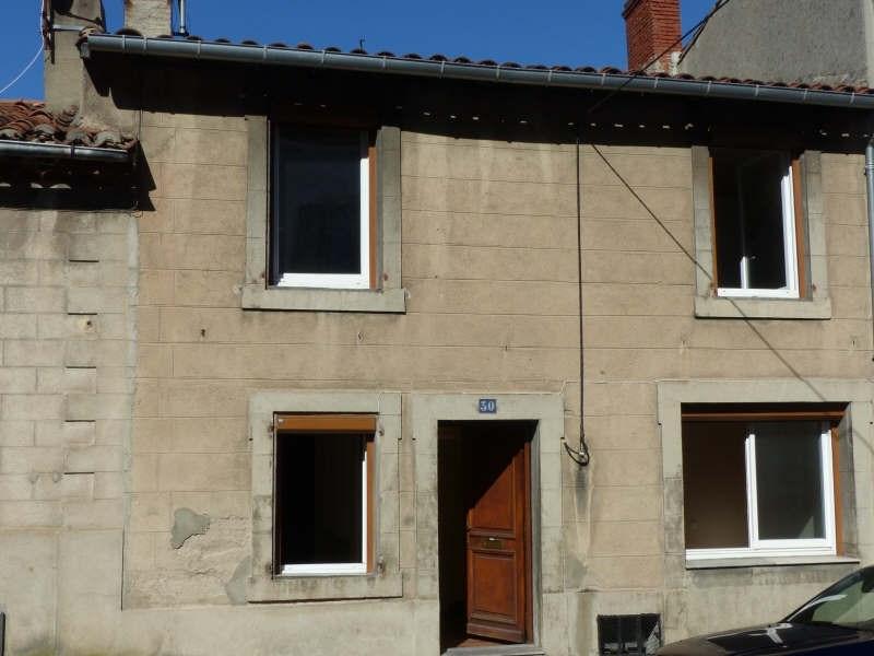 Sale house / villa Mazamet 72000€ - Picture 1