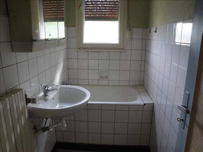 Revenda casa Mandeure 109000€ - Fotografia 6