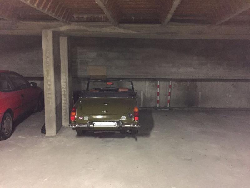 Revenda estacionamento Paris 15ème 17600€ - Fotografia 1
