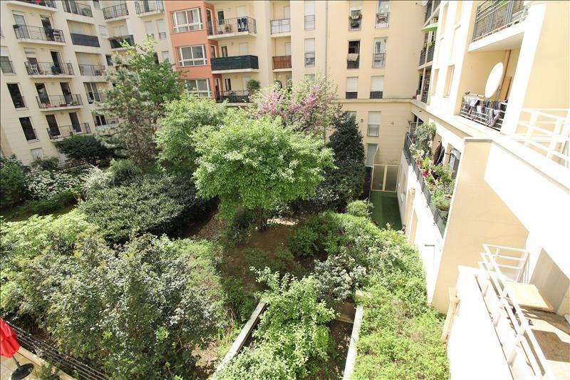 Vente appartement Paris 19ème 424000€ - Photo 3