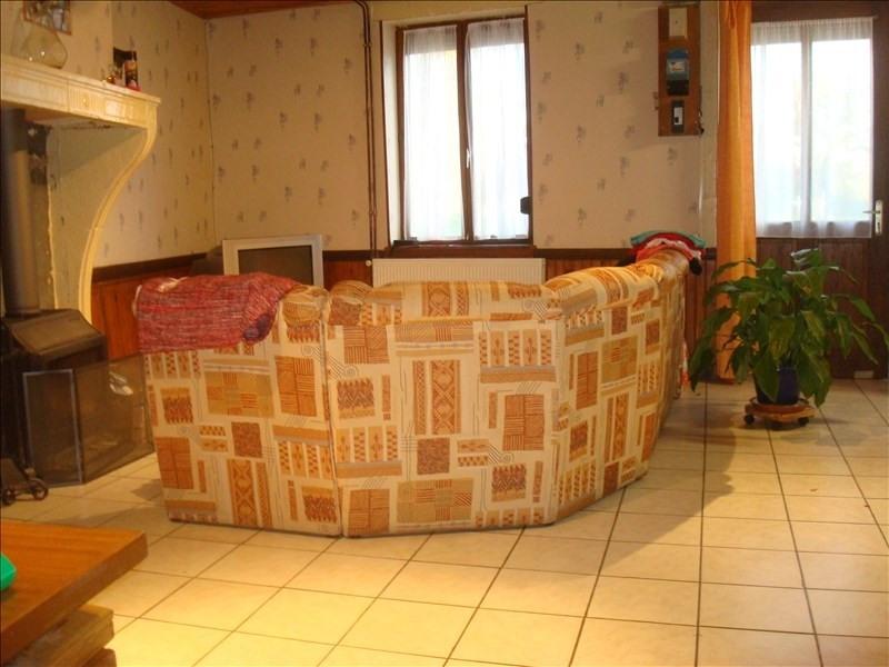 Vente maison / villa Rancy 127700€ - Photo 2