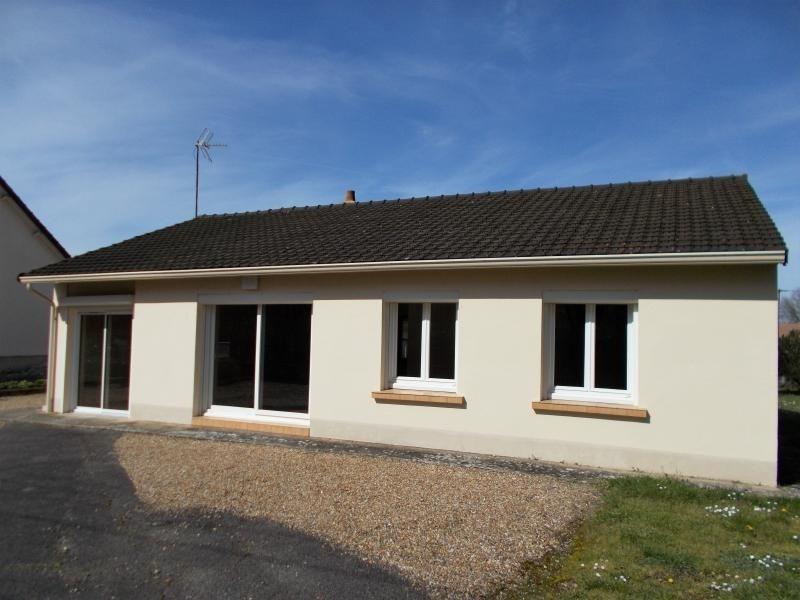 Vente maison / villa Monts 175000€ - Photo 1