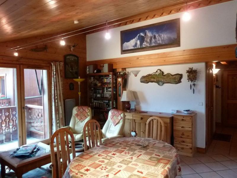 Sale apartment Les houches 350000€ - Picture 2