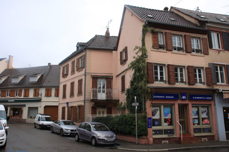 Vente immeuble Molsheim 318000€ - Photo 1