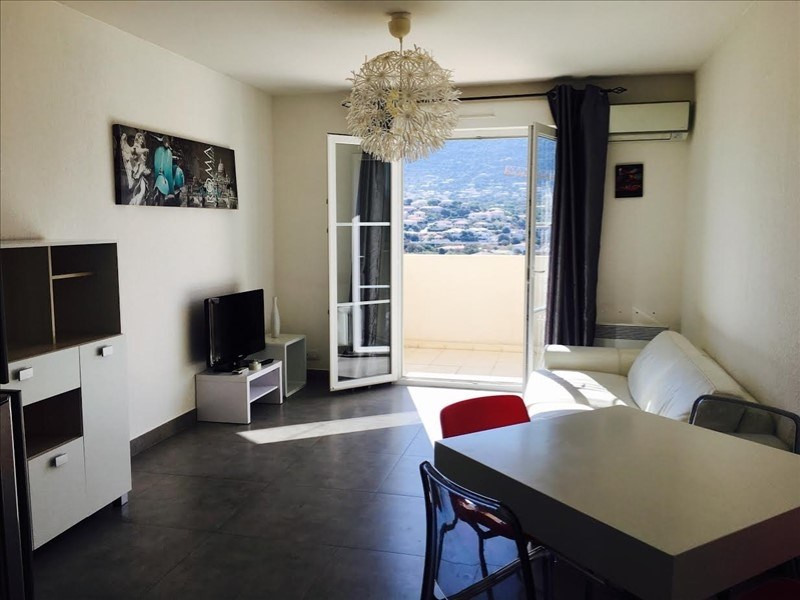 Rental apartment L ile rousse 650€ CC - Picture 2