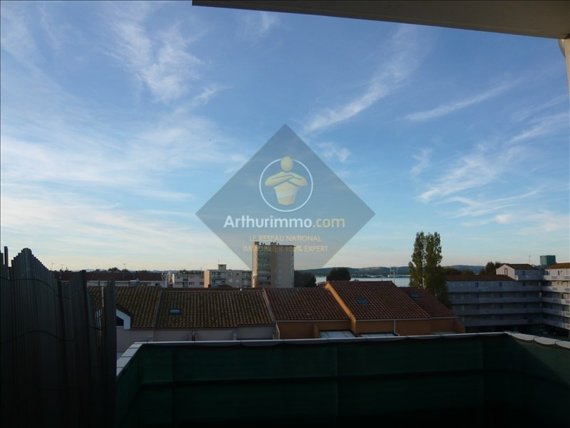 Sale apartment Sete 116000€ - Picture 1