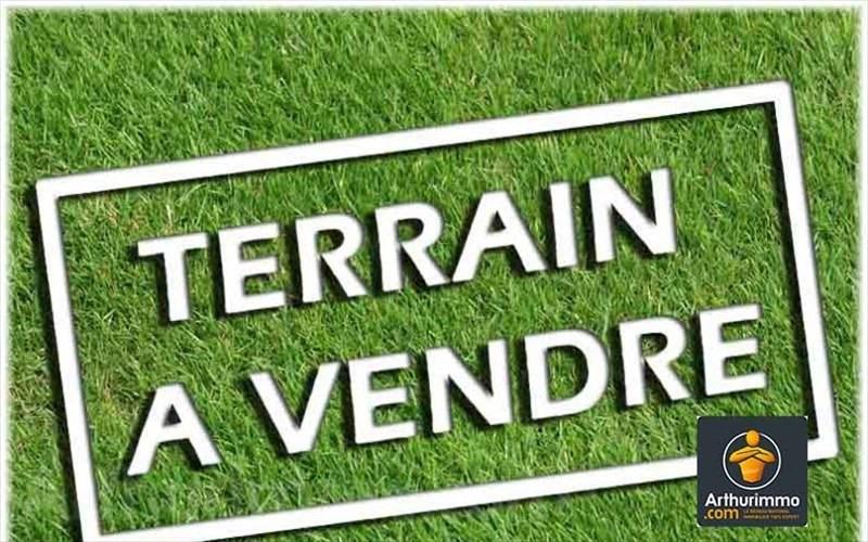 Vente terrain Bellegarde poussieu 67000€ - Photo 1