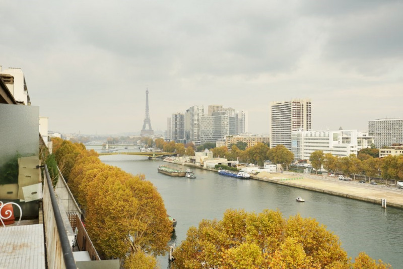 Vente de prestige appartement Paris 16ème 1050000€ - Photo 8