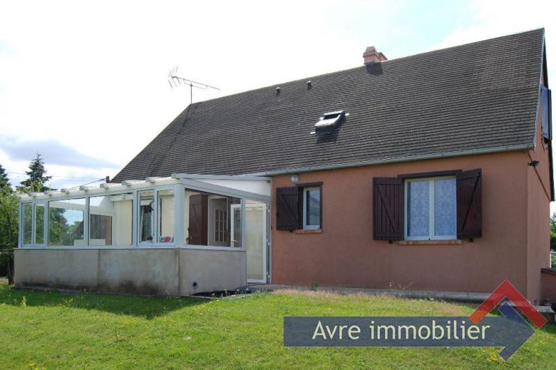 Sale house / villa Verneuil d avre et d iton 157000€ - Picture 10