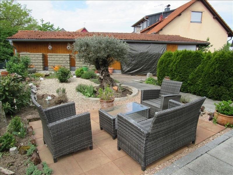 Vente maison / villa Lauterbourg 327000€ - Photo 8