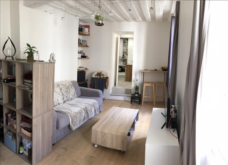 Rental apartment St germain en laye 790€ CC - Picture 2