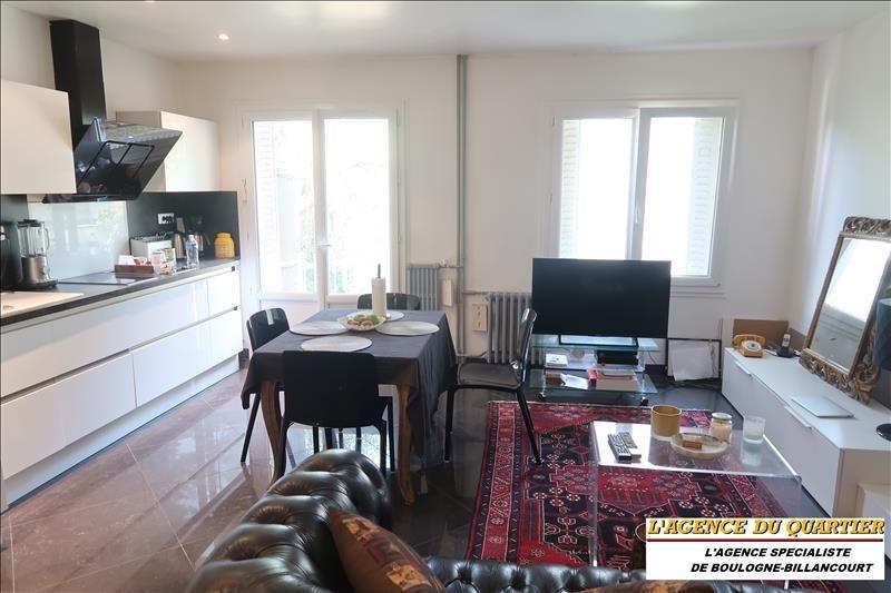 Vente appartement Boulogne billancourt 509000€ - Photo 1
