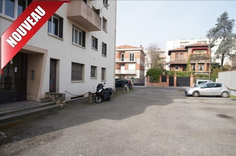 Vente appartement Toulouse 127000€ - Photo 1