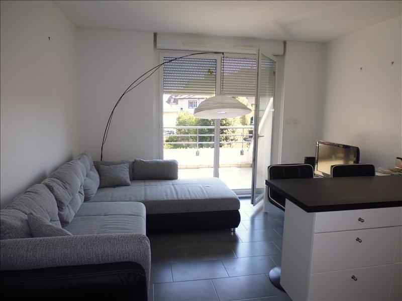Produit d'investissement appartement Strasbourg 88000€ - Photo 2