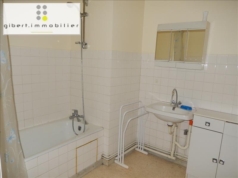 Location appartement Le puy en velay 298,79€ CC - Photo 7