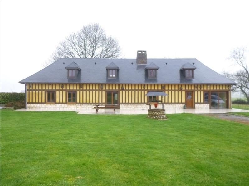 Vente maison / villa Hericourt en caux 367500€ - Photo 1