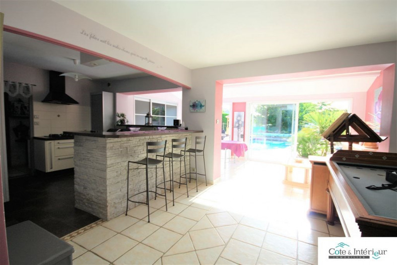 Vente maison / villa Chateau d olonne 460 000€ - Photo 4