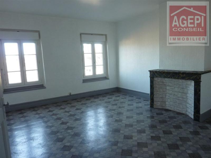 HE75-5521 Quartier de La Madeleine, appartement T3 de 89m²