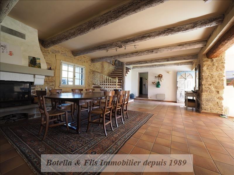 Immobile residenziali di prestigio casa Uzes 763000€ - Fotografia 5
