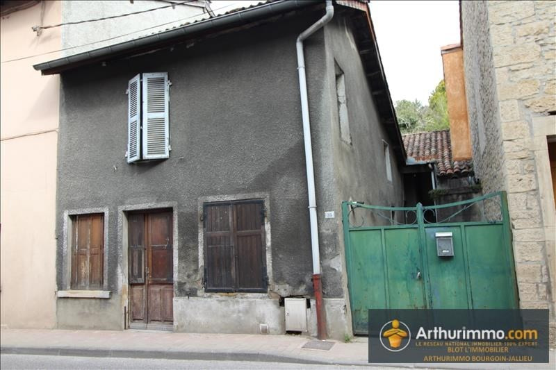 Vente maison / villa Ruy 87000€ - Photo 1