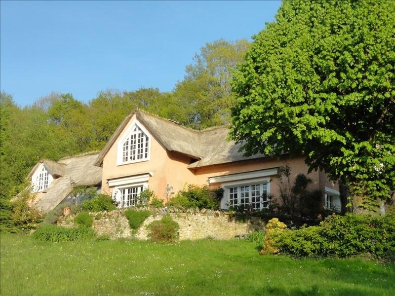 Deluxe sale house / villa 2'montfort l amaury 1290000€ - Picture 1