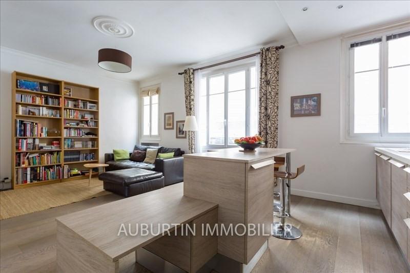 Venta  apartamento Paris 18ème 560000€ - Fotografía 4