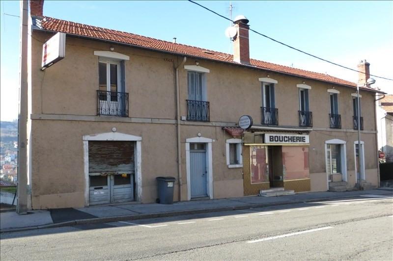 Vente immeuble Le puy en velay 141000€ - Photo 1